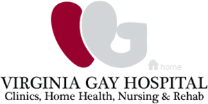 Virginia Gay Hospital Logo