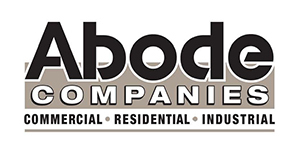 Abode Construction Logo