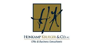 Honkamp Krueger Co PC Logo