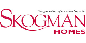 Skogman Homes Logo