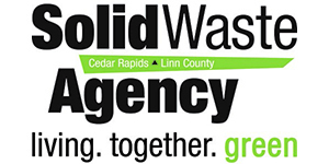 Cedar Rapids Linn County Solid Waste Agency Logo