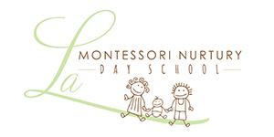 La Montessori Nurtury Logo