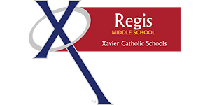 Regis Middle School Logo