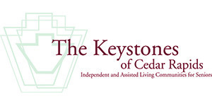 The Keystones Of Cedar Rapids Logo