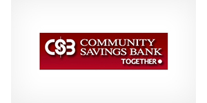Community Savings Bank Logo