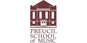 Preucil School of Music Logo