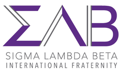 Sigma Lambda Beta International Fraternity Logo