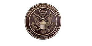 US District Court Logo