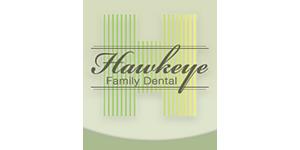 Hawkeye Family Dental Logo