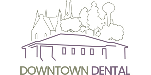 Downtown Dental Logo