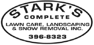 Stark's Complete Lawn Care, Landscaping & Snow Removal Inc. Logo