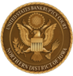 U.S. Bankruptcy Court, Northern District of Iowa  Logo