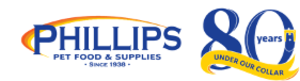 Phillips Pet Food and Supply Logo