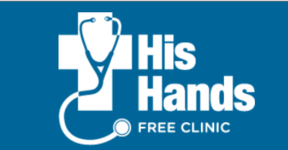 His Hands Free Clinic  Logo