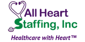 All Heart Staffing, Inc. Logo
