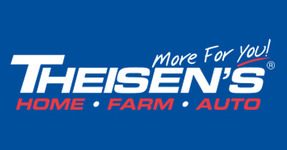 Theisen's Home Farm Auto Logo