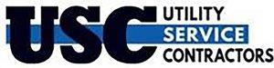 Utility Service Contractors  Logo
