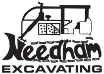 Needham Excavating Inc. Logo