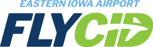 The Eastern Iowa Airport Logo