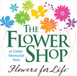 The Flower Shop at Cedar Memorial  Logo