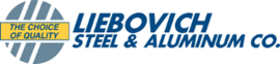Liebovich Steel and Aluminum Logo