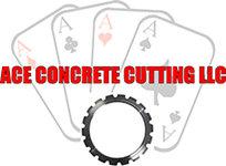 Ace Concrete Cutting Logo