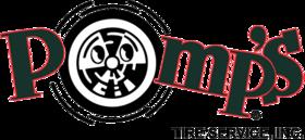 Pomp's Tire Service Logo