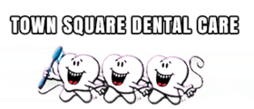 Town Square Dental  Logo