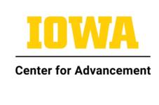 University of Iowa Center for Advancement Logo