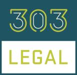 303 Legal, P.C. Logo