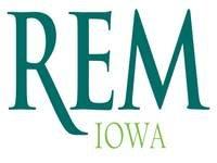 REM Iowa Logo