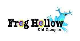 Frog Hollow Kid Campus  Logo