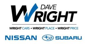 Dave Wright Nissan Subaru Logo